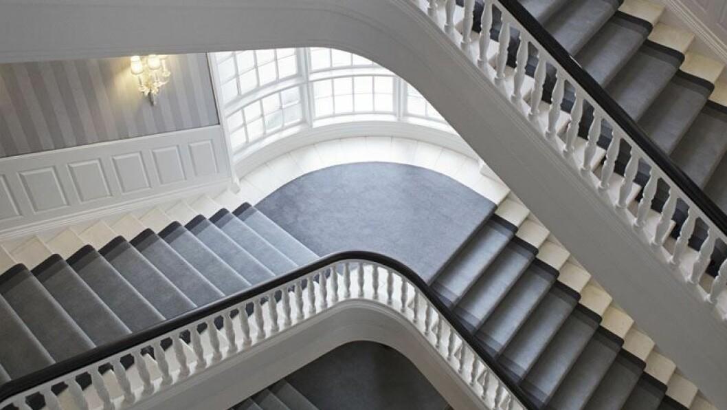 Köpenhamn hotell d'angelterre trapphus