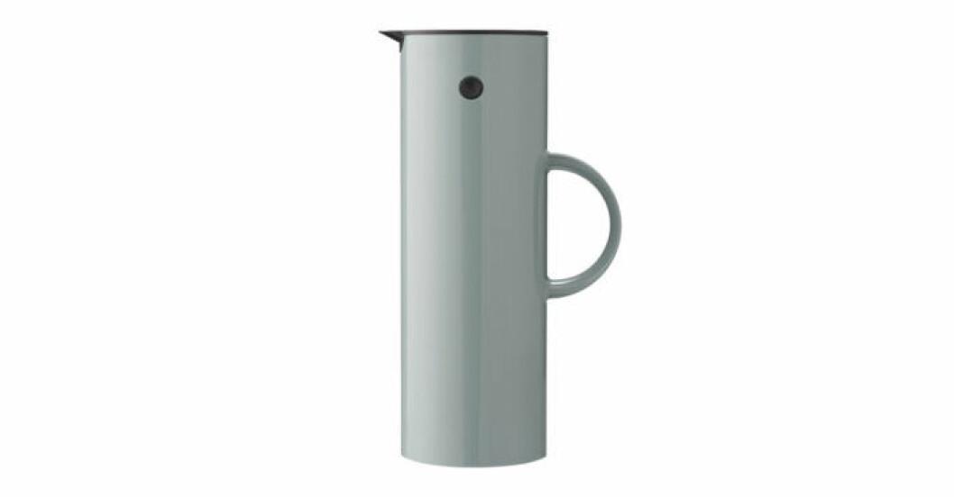 Stetsons kaffekanna är en deisgnklassiker för frukostbordet