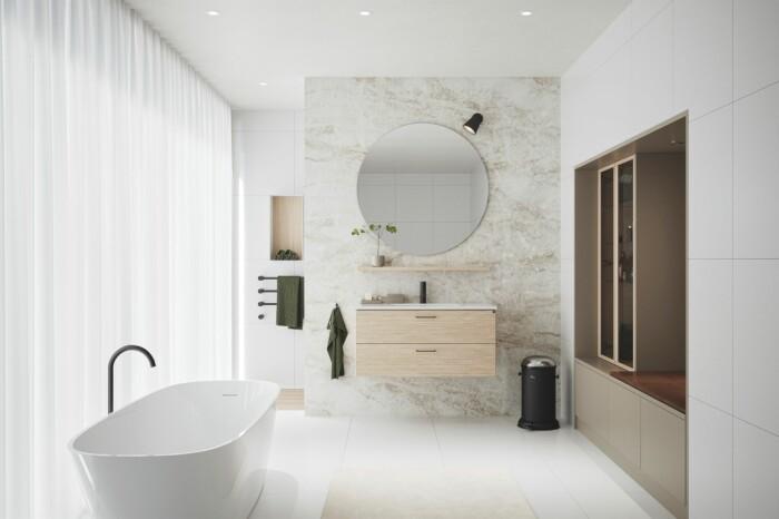 stilfullt badrum från ballingslöv