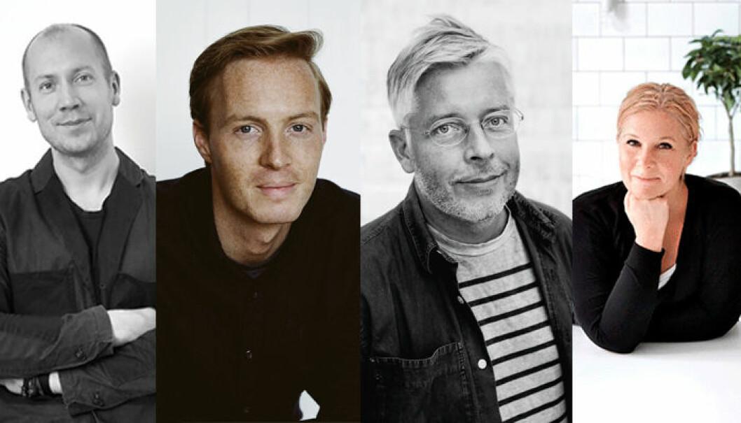 stockholm design talk