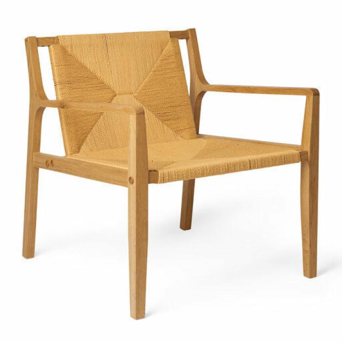 loungestol trä