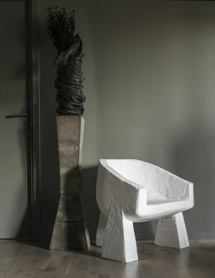 Stolen Klot av Lucas Morten
