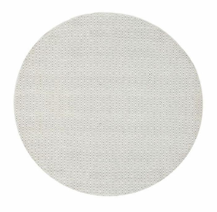 stor rund matta