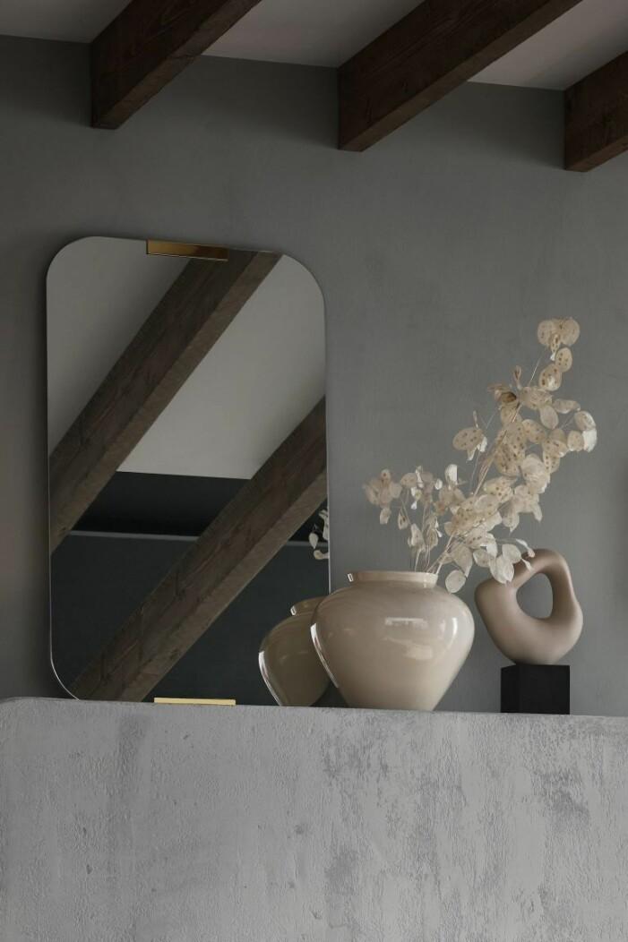 Stor spegel från H&M Home