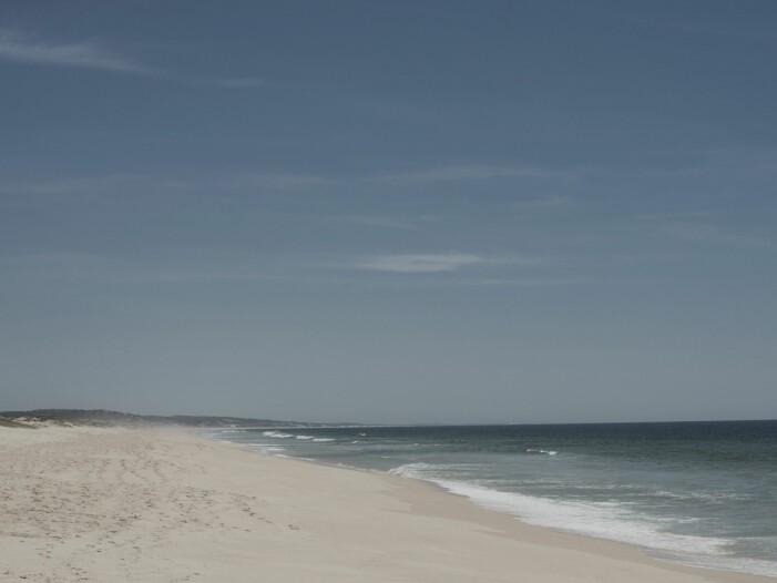 stranden i Comporta