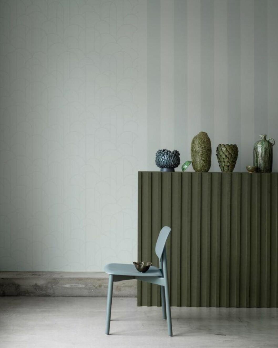 Tapeten Stripe från Engblad & Co