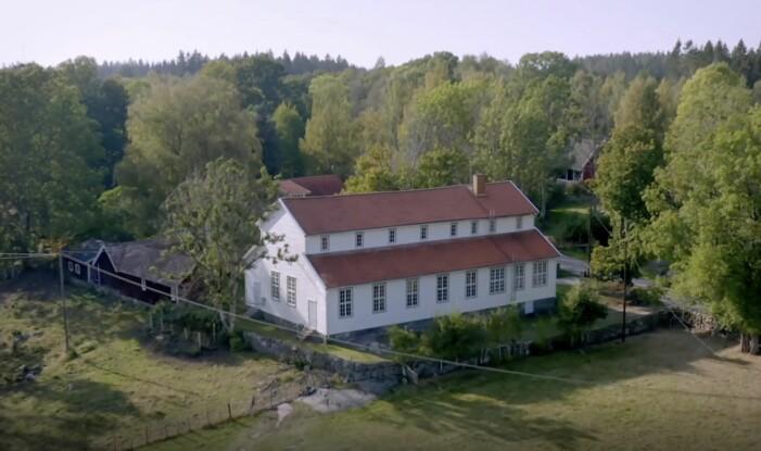Strömsbergs kapell i avsnitt tre av Husdrömmar säsong åtta