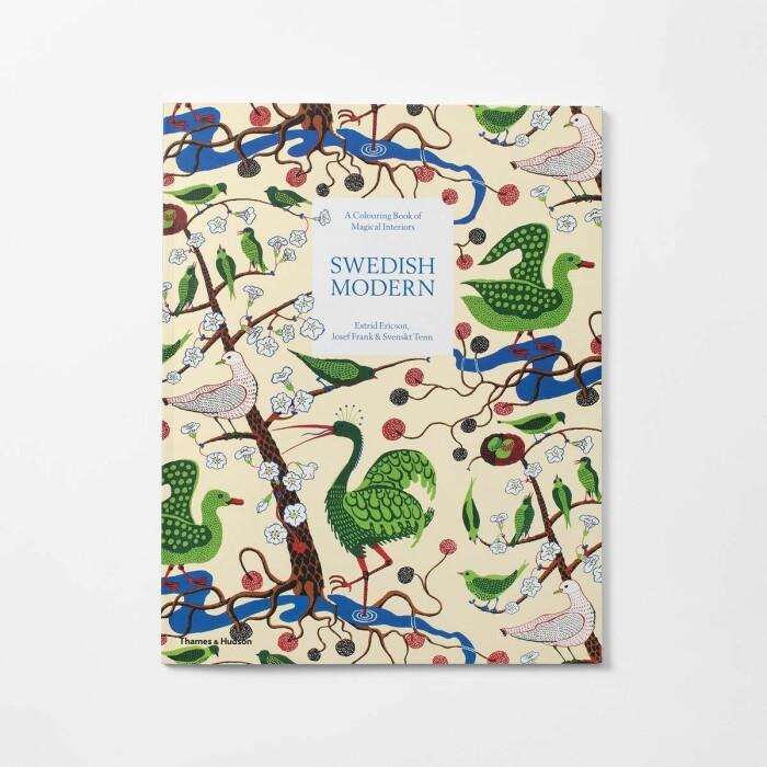 målarbok svenskt tenn