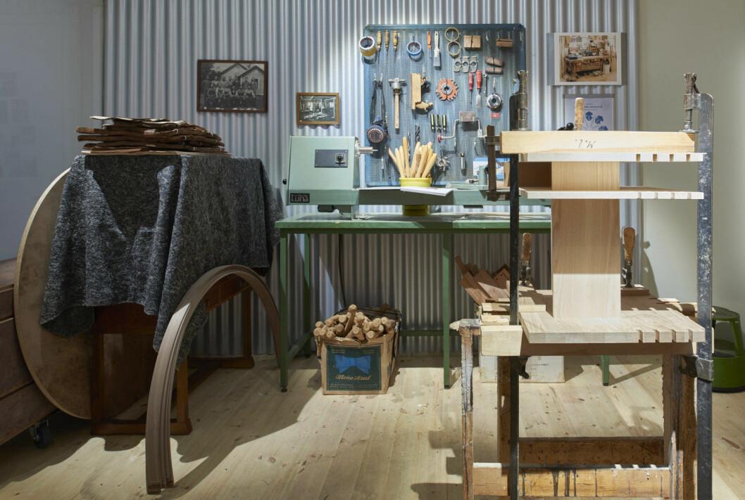 Utställningen Närodlad design öppnar den 16 september och pågår till och med 6 november i butiken på Strandvägen 5 i Stockholm.