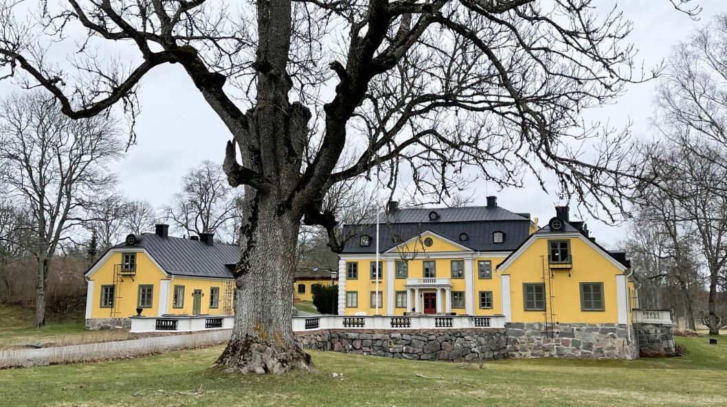 Herrgården i Skebobruk.