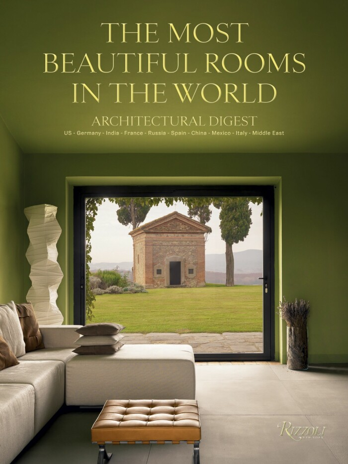 The Most Beautiful rooms in the world Architectural Digest av Marie Kalt