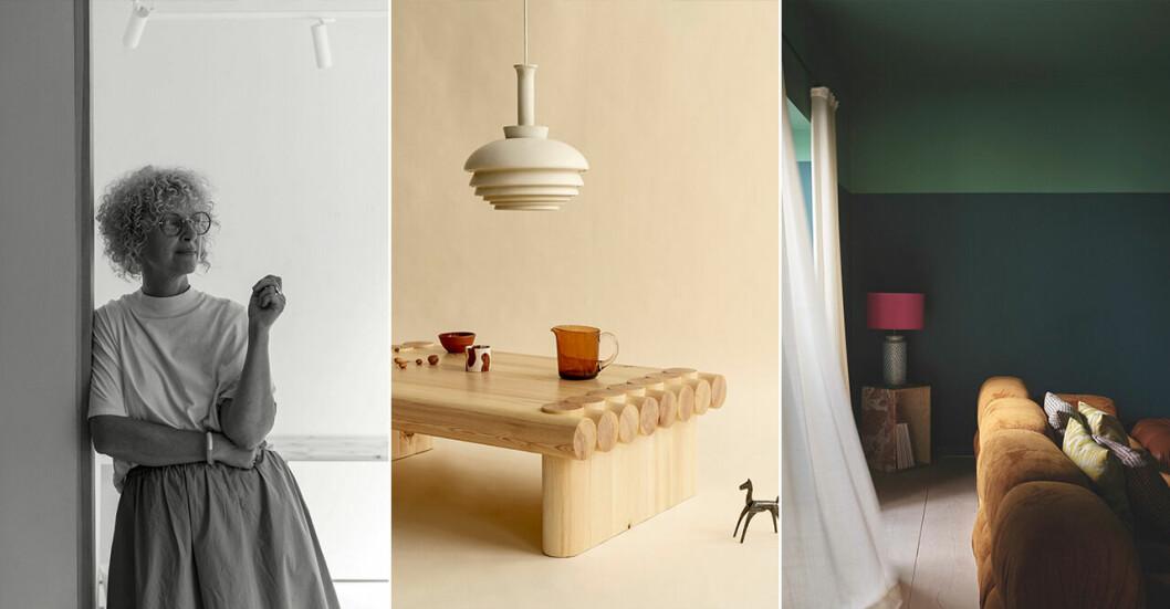 Stylisten Tina Hellberg guidar – så lyckas du med vardagsrummet