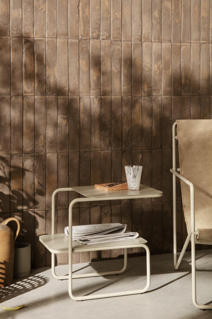 Trender balkong och uteplats 2021, smarta möbler