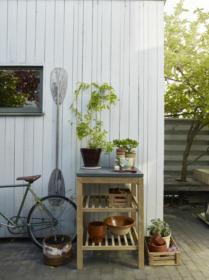 Trender för balkong och uteplats 2021, compact living
