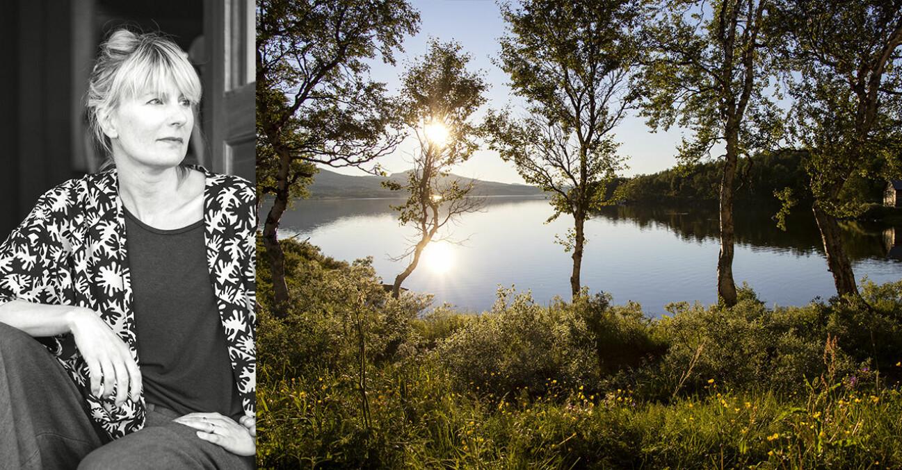 Sophia Genitz fjällpärlor vill vi besöka i sommar på svemestern.
