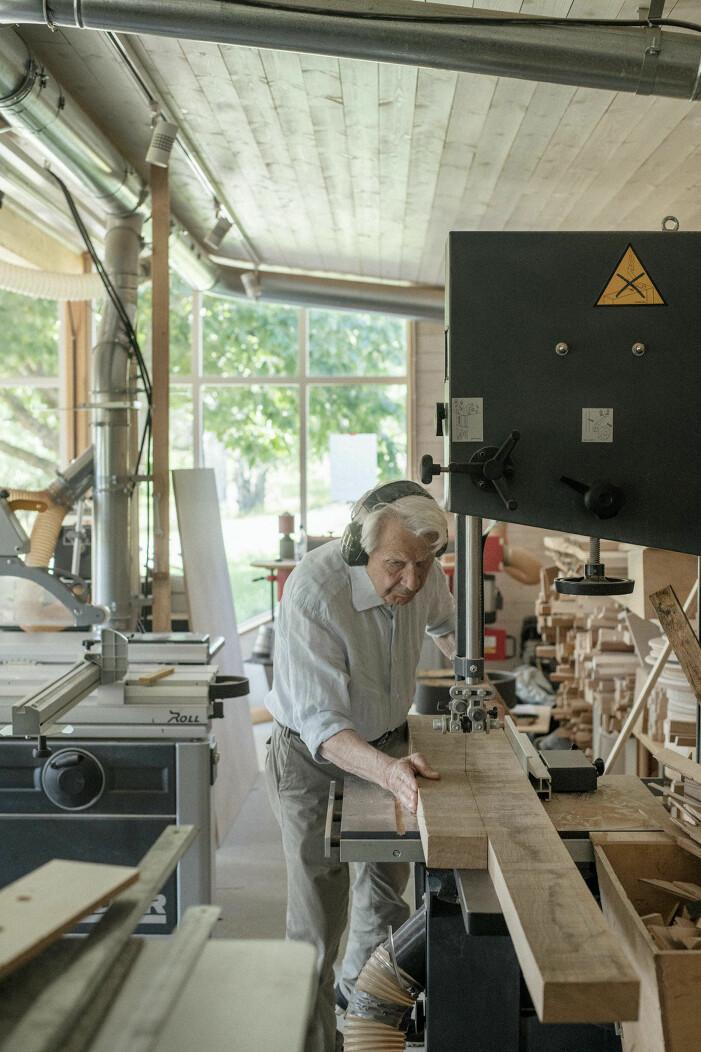 Åke Axelssons utställning på Stockholms auktionsverk pågår 20-28 augusti