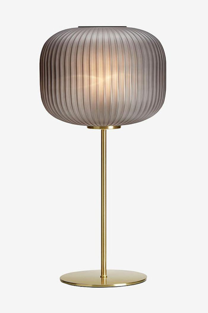 Vacker bordslampa, Markslöjd