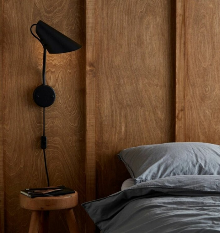 wandlampe bettlampe schlafzimmer