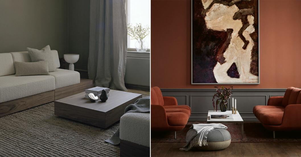 välj rätt soffbord till ditt vardagsrum