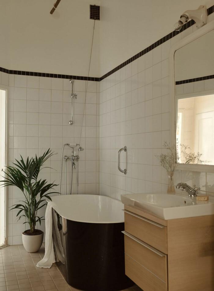 badrummet har inte undkommit renovering