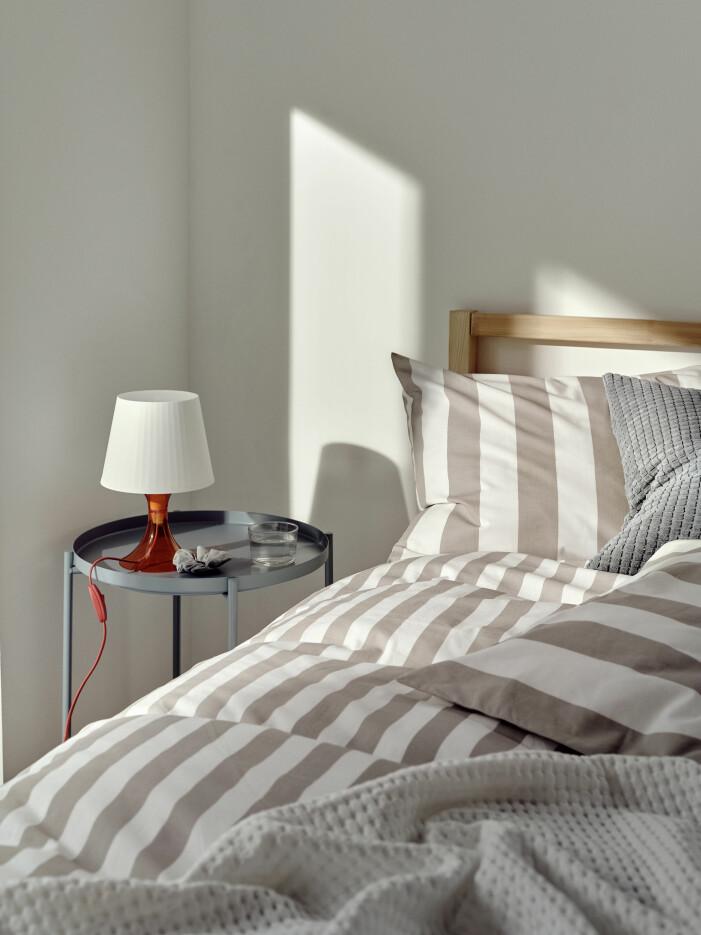 Vår- och sommarnyheter hos Ikea 2021, Bäralm sängkläder