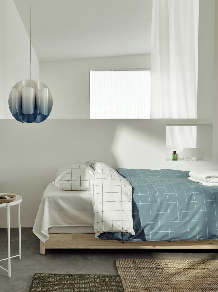 Vår- och sommarnyheter hos Ikea 2021, Vitklöver sängkläder