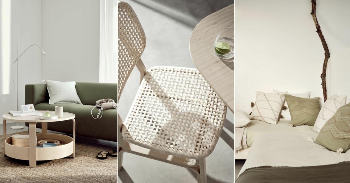 Vår- och sommarnyheter hos Ikea 2021 som släpps i april 2021