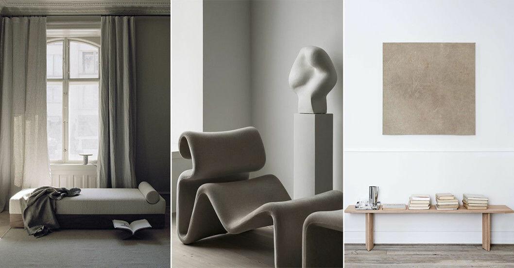 vardagsrum möbler och detaljer