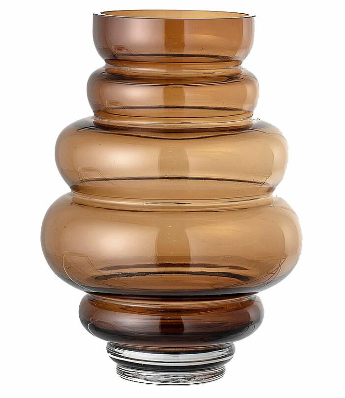 brun glasvas