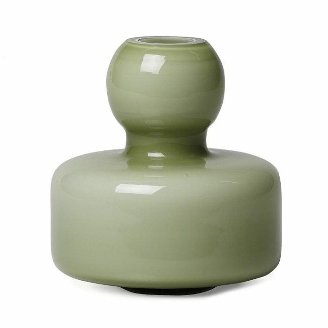 Vasen Flower från Marimekko i grönt