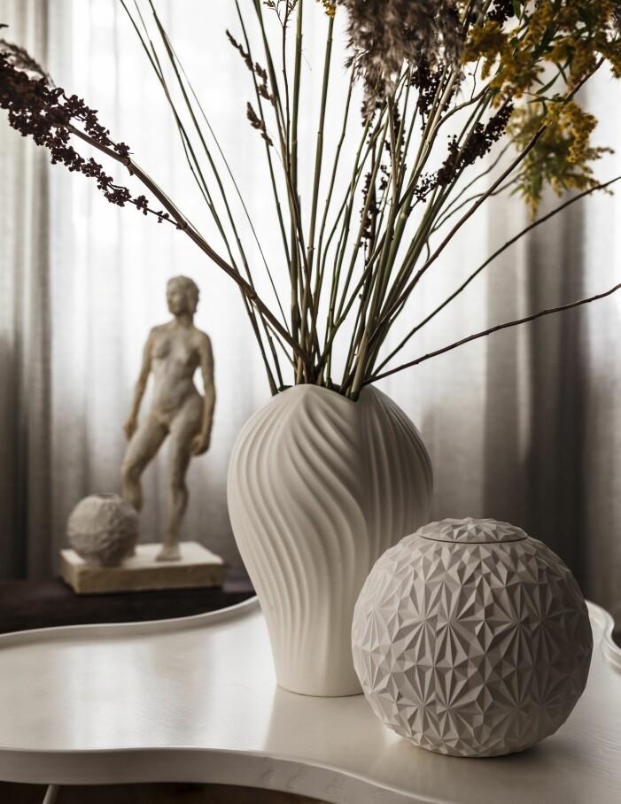 Vasen Dusty Diamonds och ANNA för Swedese
