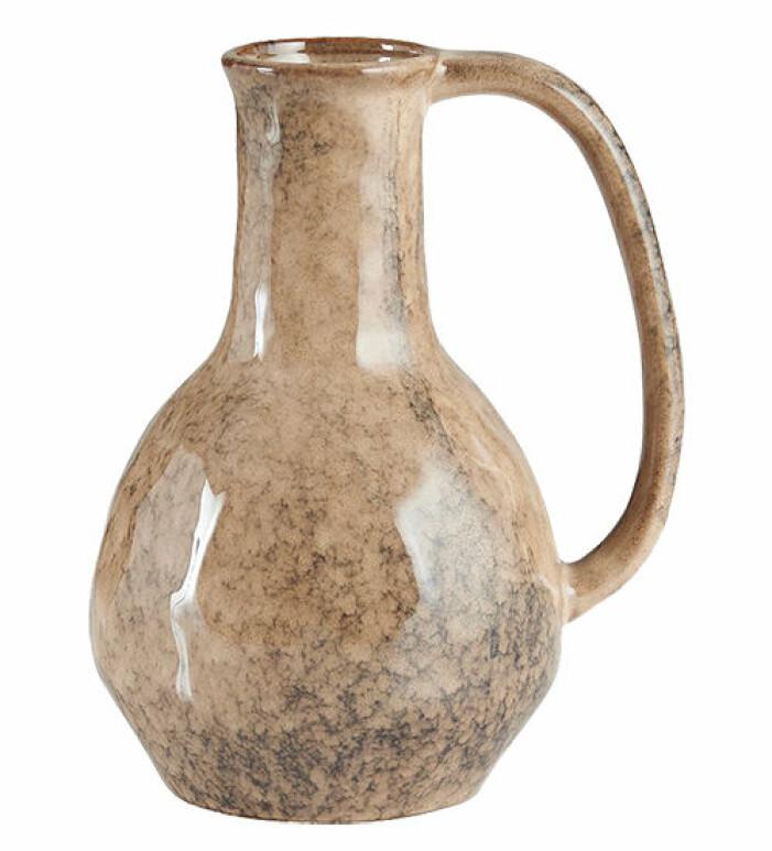 vaskanna i keramik från ellos