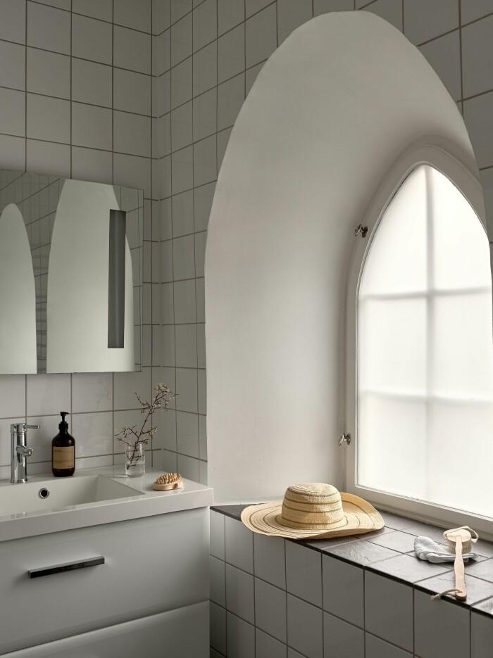 Vattentorn till salu på Lidingö Residence magazine badrum