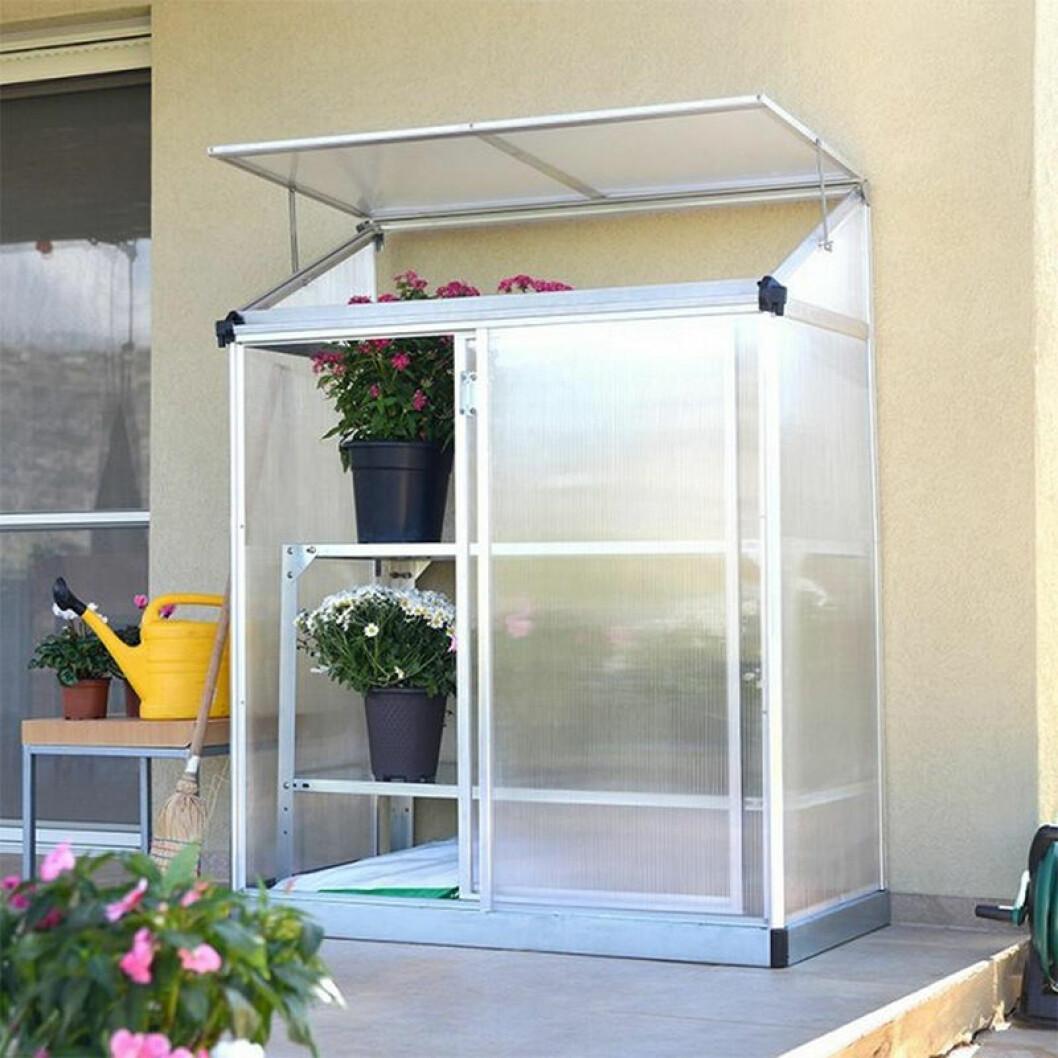 Växthus för uteplatsen från GOP