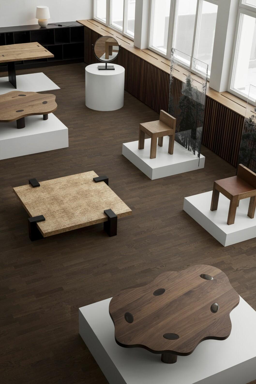 Veermakers av Liljencrantz design och KFK cabinetmakers.
