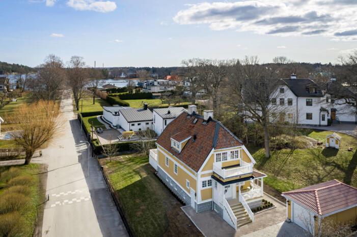 Sekelskiftesvilla i Djursholm