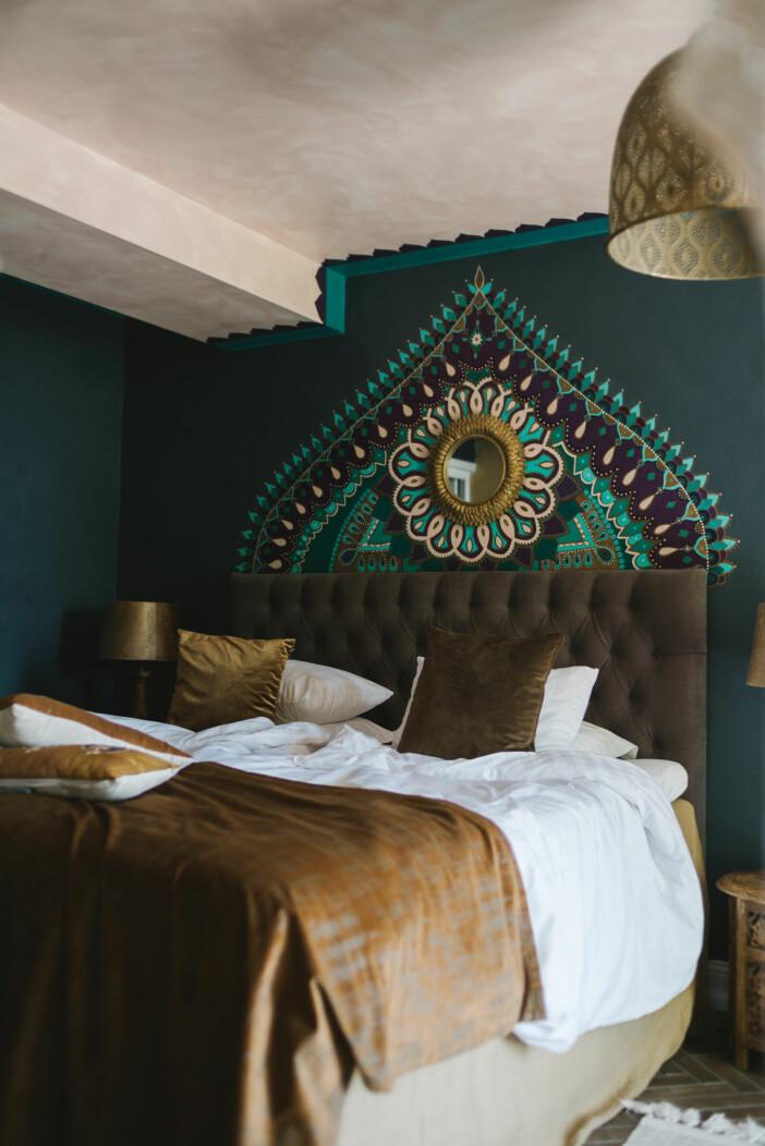 Villa Juli guesthouse sovrum marrakesh
