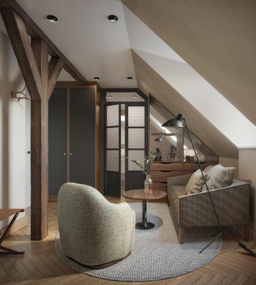 Köpenhamn hotell villa copenhagen suite