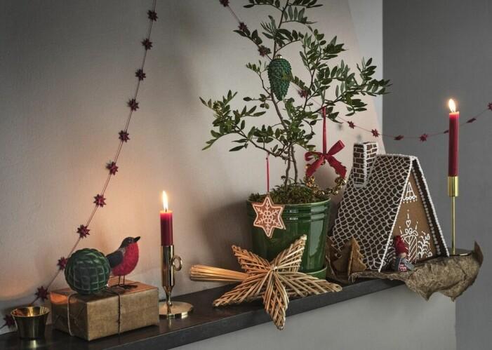 Julen på Åhléns 2021, juldekorationer