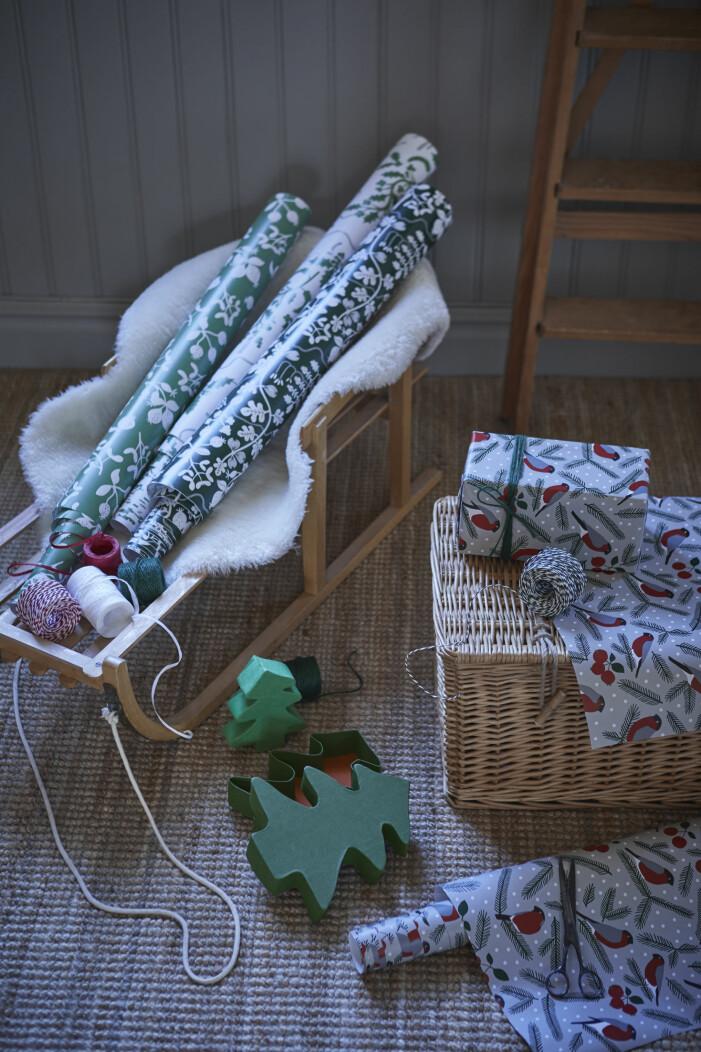 Julen på Ikea 2021, presentpapper
