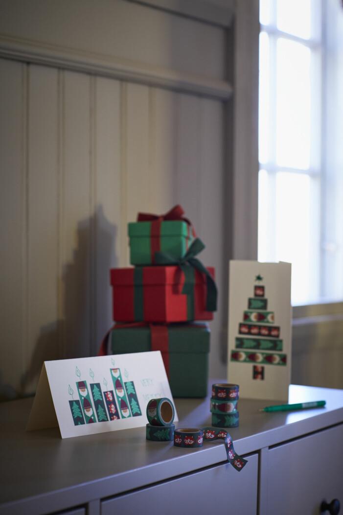 Julen på Ikea 2021, paket