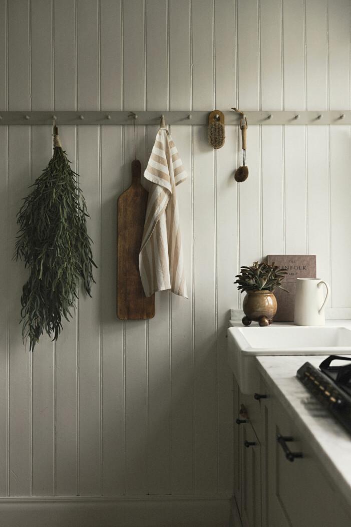 Vintern på Ellos Home, inredningstrender 2022 grönt