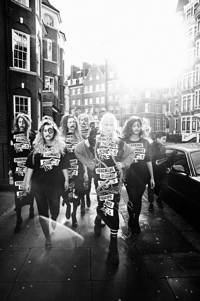 Vivienne Westwood-utställningen Punk & Glamour på Millesgården