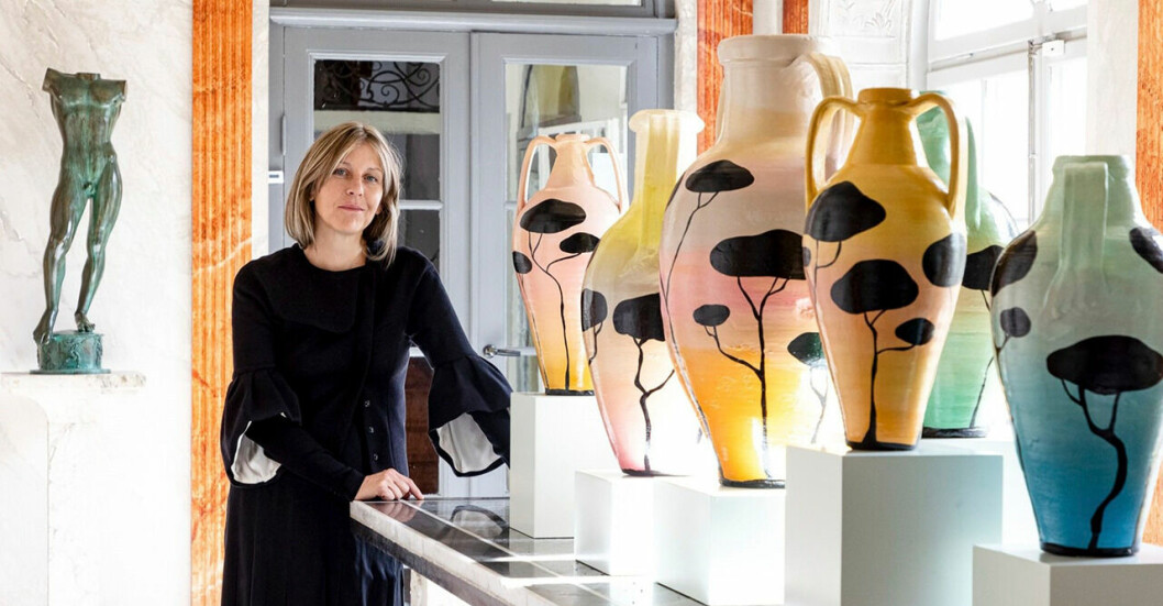 Liselotte Watkins är en av våra mest kända illustratörer. Hennes utställning Italien visas på Millesgården 4 september–21 november.