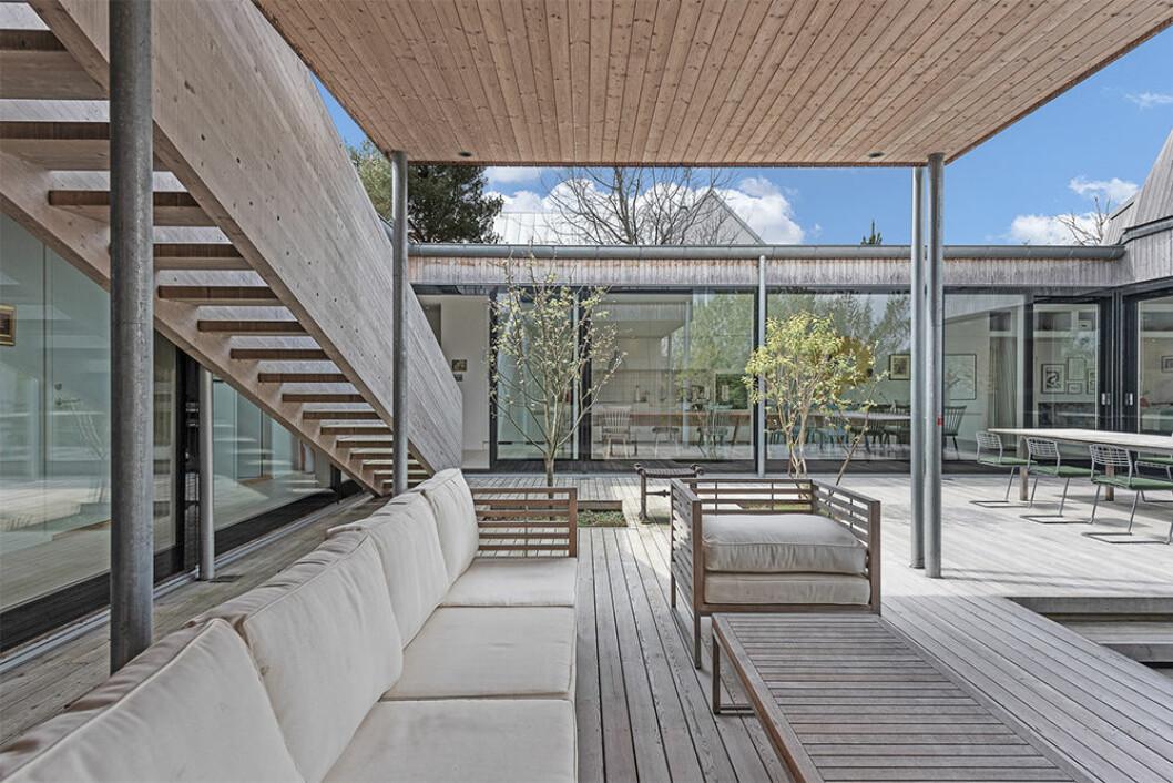 Gert och Karin Wingårdh har ritat huset