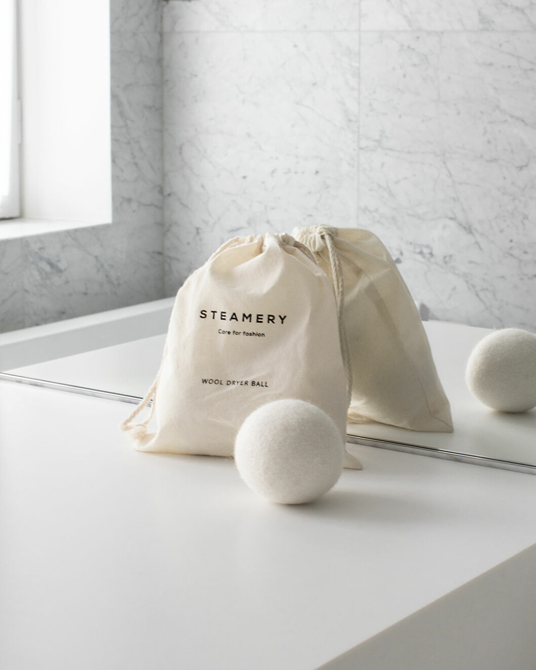 steamery Dryer ball