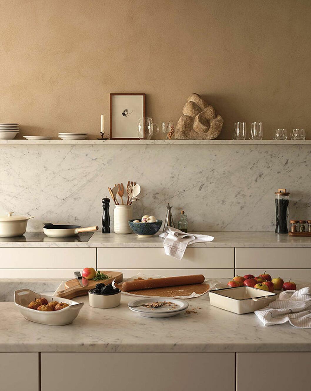 Nyheter till det ljusa köket från Zara Home